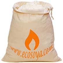 2.5 KILO Eco Soya / Eco Soy Container Candle WAX Flakes - Lovely Alternative to Parrafin Wax