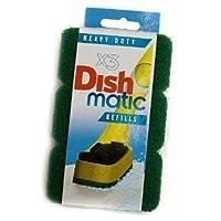 Dish matic Fill & Clean Refill 3 pack
