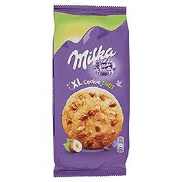 Milka Cookie Nut XL – 184 g