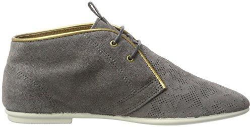 nobrand Damen Agrestic Chukka Boots Grau (Grey)