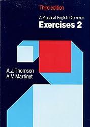 A Practical English Grammar. Exercises 2: Hochschulausgabe. Neubearbeitung
