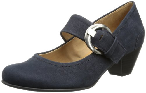 Gabor Shoes Gabor 85.458.16 Damen Pumps, Blau (nightblue), EU 41 (UK 7.5) (US 10)
