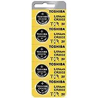 TOSHIBA-Batteria al litio CR2032 3 V 1PACK
