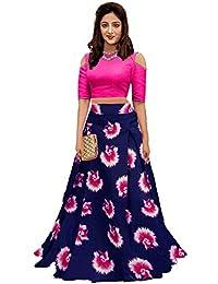70524dc2ae0 Amazon.in  Under ₹500 - Lehenga Cholis   Ethnic Wear  Clothing ...
