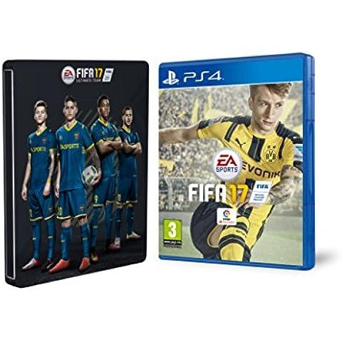 FIFA 17 + Steelbook (Exclusivo en Amazon)