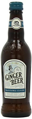John Crabbie & Co - Traditional Cloudy Ginger Beer - 330ml