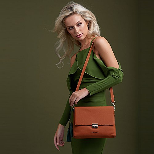 Zohara Crossbody Bag - Nottinghill Tan
