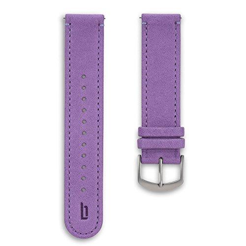 Lilienthal Berlin - Made in Germany – Wechselarmband, vegetabil gegerbtes Leder L1 (Farbe: kakadu /