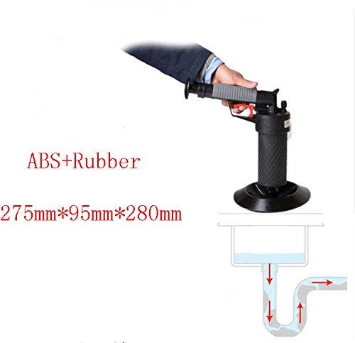 Heng Toilet Plunger, Luftpumpe Blaster, Spüle Kanalisation Werkzeug, Kanalisation Drain Blaster Drain Cleaner, Klempner, Hausabläufe,