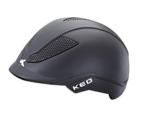 KED Reithelm Pina M Black Matt 51-56 cm - 16556071M