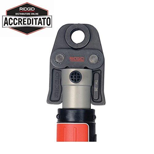 Ridgid 86566 – Pince étau pour prensadora Th 20 mm standard