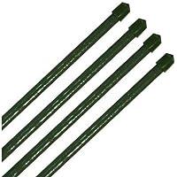 Pflanzstäbe grün Ø 11 x 900 mm (10 Stück)