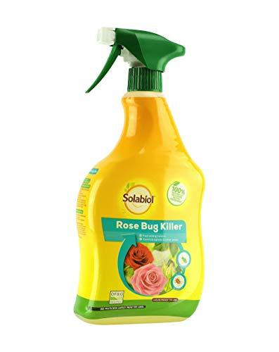 solabiol rose bug killer 1lt, giallo, 1l