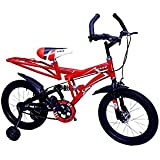 Speed Bird Swing Child Cycle - Kids Sports Bicycle For Boys & Girls - Age Group 5-7 (Red Black)