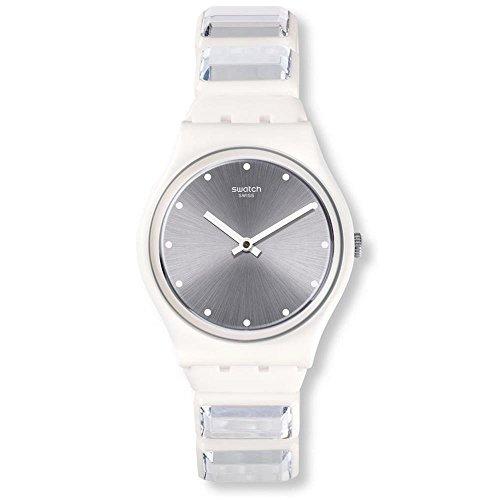 Swatch Reloj Analogico para Unisex de Cuarzo con Correa en Plástico GW188A