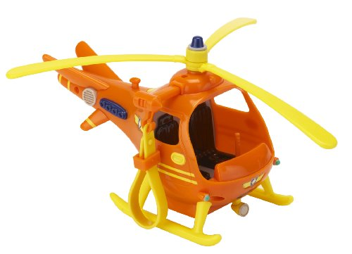 Image of Fireman Sam 03599 Helicopter Toy