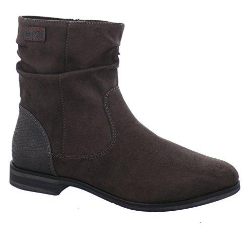 s.Oliver5-5-75357-27 - Stivali senza lacci Donna Grigio