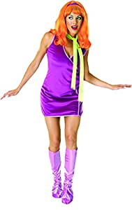 Scooby- Doo tm Daphne tm Adult one size fit costume up to Dress size 14""