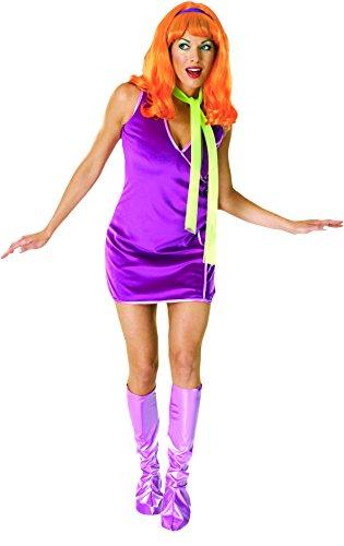 Erwachsene Daphne Kostüme (Daphne Kostüm Scooby-Doo)