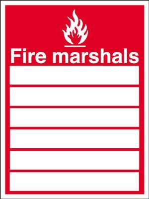 fire-safety-sign-fire-marshalls-list