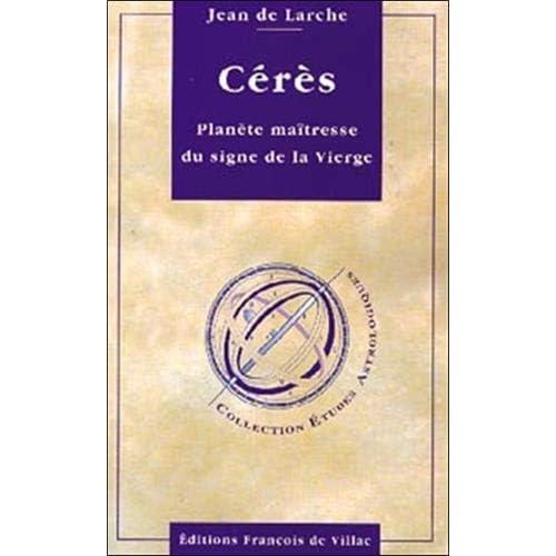 Cérès, planète maîtresse de la Vierge