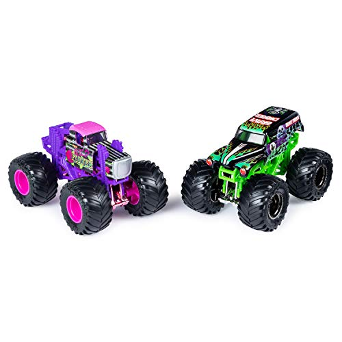 Monster Jam Monster JAM-604493, 2-teiliges Set für Kinder, 6044943, Model sortiert - Jam Kinder Monster