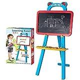 Learning Blackboard For Kids by  Easel, Blue