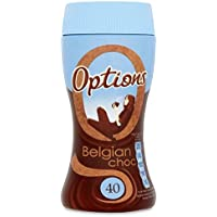 Options Tarro De 220g De Chocolate Belga (Paquete de 6)