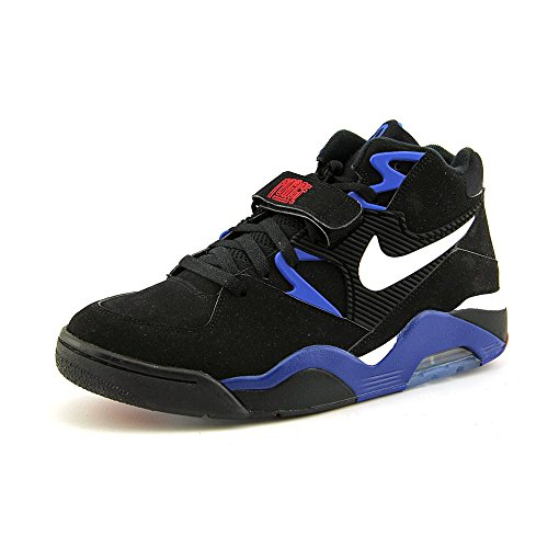 nike-air-force-180-hombre-us-105-negro-zapato-de-baloncesto