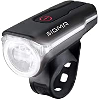 Sigma Sport Aura 60 USB Fahrrad Frontleuchte, Schwarz, One Size