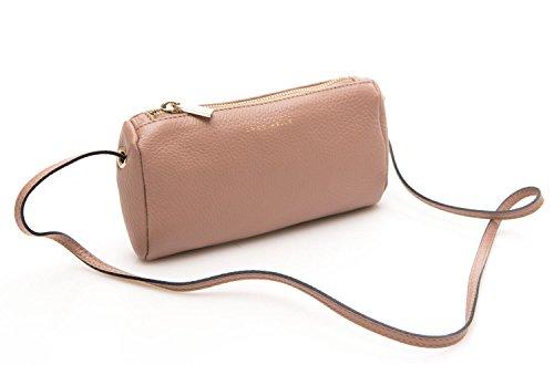 Coccinelle Borsa Donna Mini Bag Pelle Vitello Cammeo
