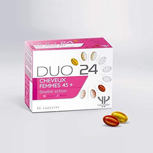 Duo 24 Cheveux Femme 45+
