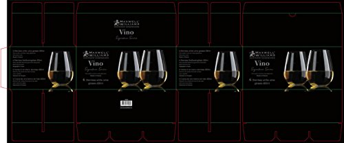 Maxwell-Williams-Vino-Weiweinglser-400-ml-Glser-Weiweinglas-6-Stck