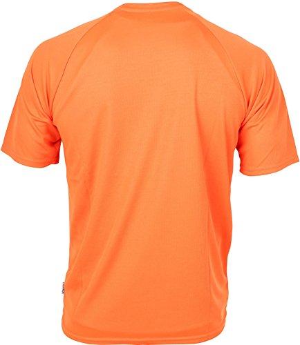 Basic Funktions - Sport T-Shirt in vielen Farben Orange