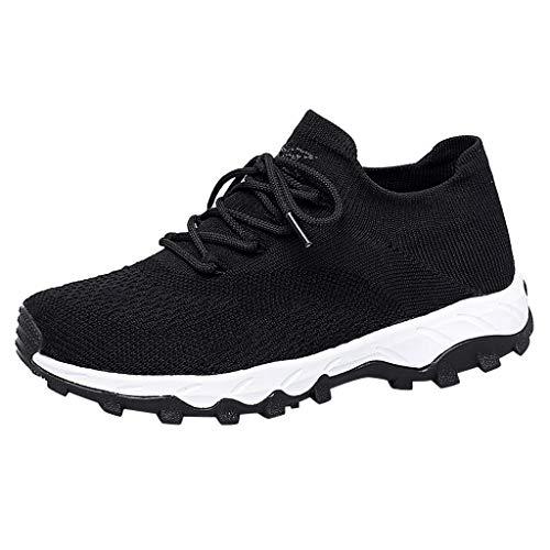 generisch Laufschuhe Turnschuhe Straßenlaufschuhe Sneaker Damen Sportschuhe Frauen Outdoor Mesh Casual Sportschuhe Runing atmungsaktiv Bergsteigen Turnschuhe
