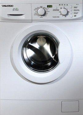 SanGiorgio SES610D Libera installazione Carica frontale 6kg 1000Giri/min A++ Bianco lavatrice