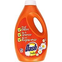 Dash Detersivo Liquido per Bucato in Lavatrice e a Mano - 1.5 Litri
