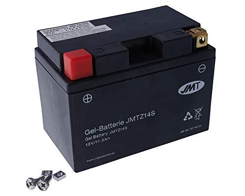 JMT GEL, YTZ14S,batteria da 12Volt