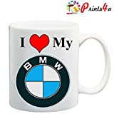 ROYAL I Love My BMW - Coffee Mug, A best gift for your Buddy, Christmas Day, and for New year, Birthday gift, Office gift