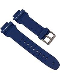Uhrenarmband Herren Kunststoff Band Blau passend zu Calypso Watches K5608/5 K5608