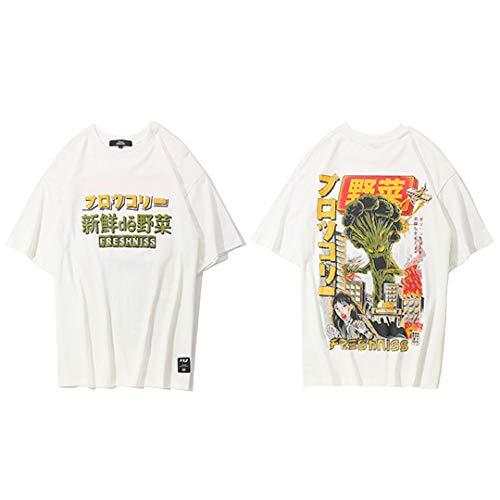Hip Hop - Camiseta de algodón para Hombre