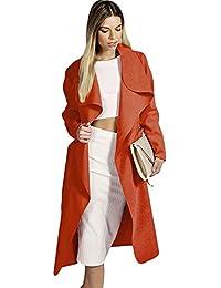 Suchergebnis auf für: TRENCH COAT Orange: Bekleidung