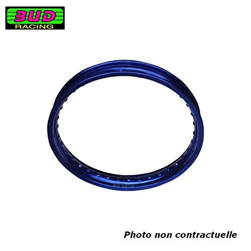 BUD RACING Jante 2.15 x 19-36 Trous/Bleu