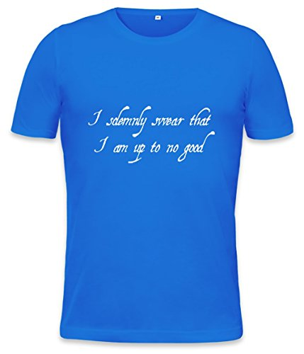 I Solemnly Swear That I Am Up To No Good Mens T-shirt...