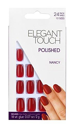 Elegant Touch Polish Nägel - Nancy, 1 Stück