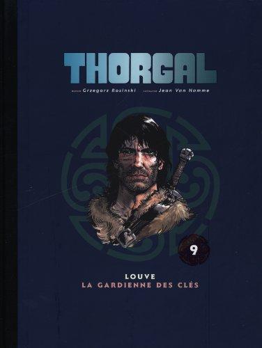 Thorgal, Tome 9 : Louve ; La gardienne des clés
