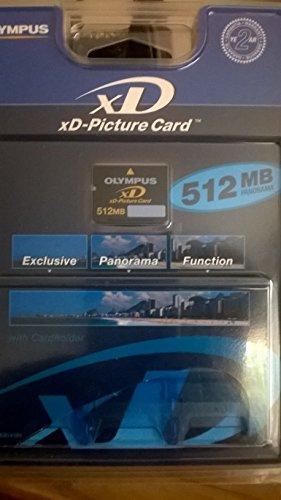 Olympus M-XD 512 P MB Speicherkarte - Xd Picture Card 512 Mb