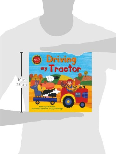 Driving My Tractor (A Barefoot Singalong)