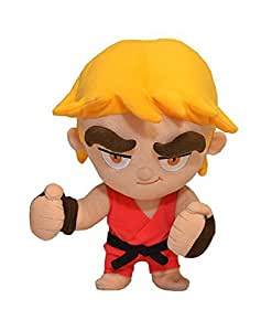 Gaming Heads Street Fighter: Ken 12 Plush by Gaming Heads