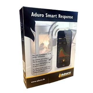 Aduro Smart-Response - Verbrennungsvorgang auf dem Handy prüfen